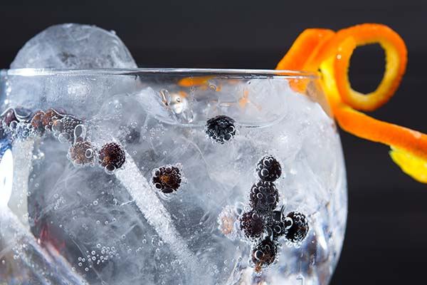 Juniper Berries Gin Tonic