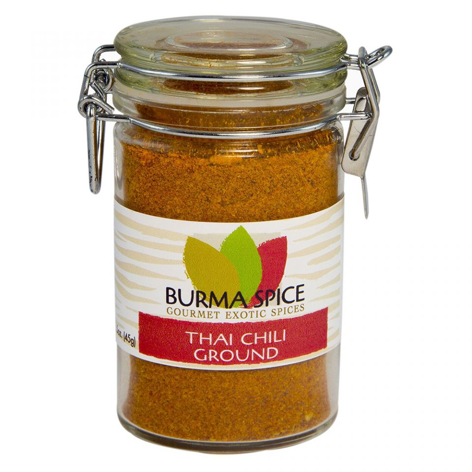 Burma Spice Gourmet Ground Thai Chili