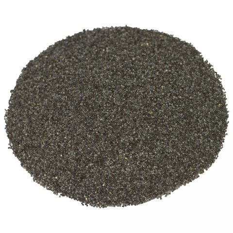 Black, Unwashed, Poppy Seeds