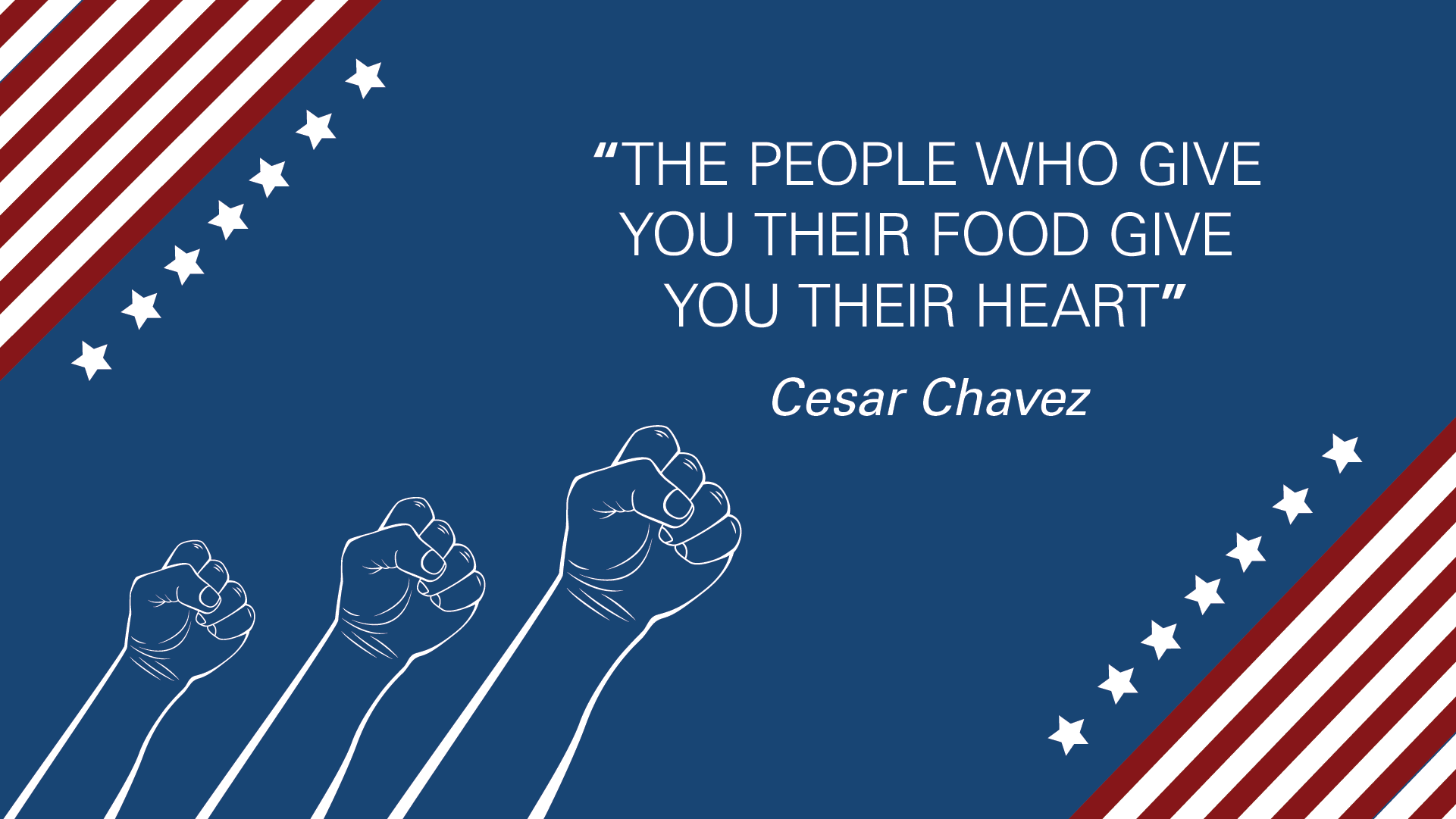 7 things you didn't know about César Chávez…